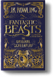 Harry potter fantastic beasts 2 book